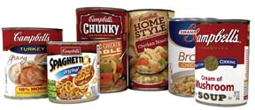 Campbell To Remove BPA From Packaging By Mid-2017