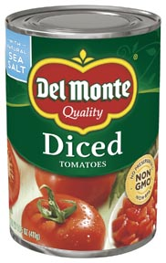 Del Monte Foods To Convert To Non-BPA Packaging