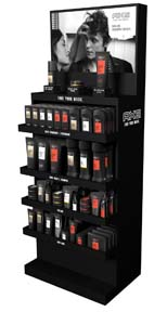 AXE Displays Advanced Collection