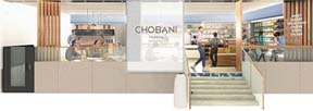 Chobani Café Opens In Target's Tribeca Store This Fall