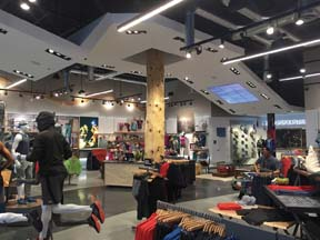 The North Face Opens New Store Pilot
