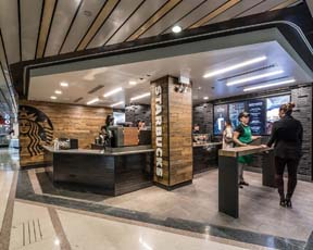New Starbucks Express Store Concept Opens In Chicago