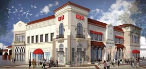 UNIQLO Opens Its First Store In The Southeast At Disney Springs, Florida