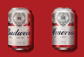 Budweiser Kicks Off 'America Is In Your Hands' Promo