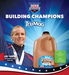 TruMoo Launches Built With Chocolate Milk 2016 Campaign