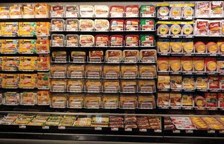 TRION EWT™ Meat Wall