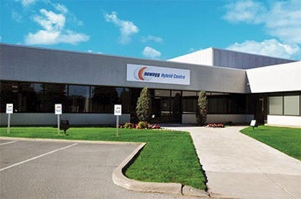 Newegg Opens Its First Hybrid Centre