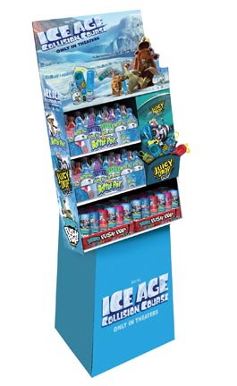 "Bazooka Partners For Release Of ""Ice Age 5"""