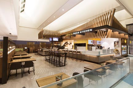 California Pizza Kitchen Opens At LAX Terminal 1