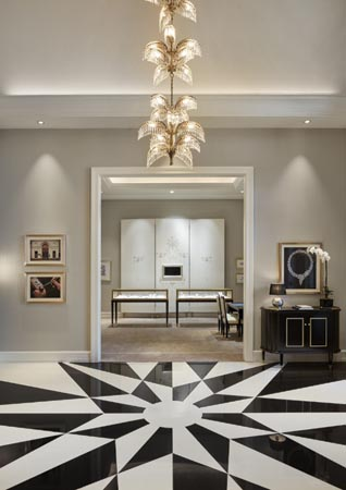 Harry Winston Opens New Salon In Houston