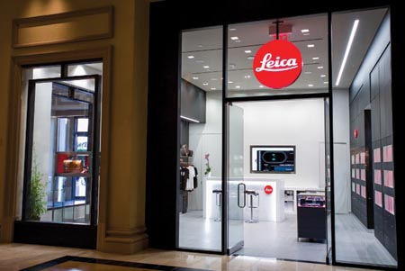 Leica Camera Opens First Las Vegas Store