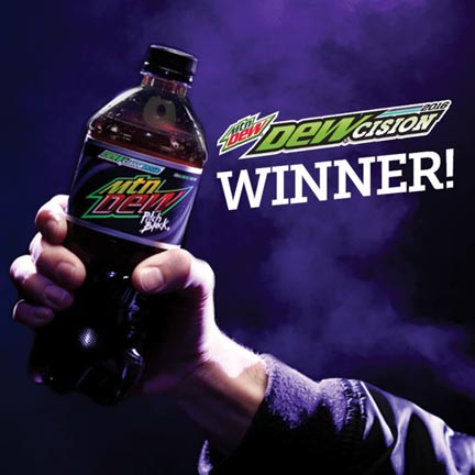 PITCH BLACK Voted Winner In DEWcision 2016
