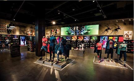 New Balance Opens First Global Flagship Store In Boston