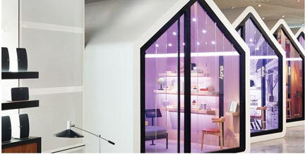 Sonos Retail Flagship Offers Interactive Experience