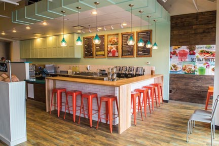 Tropical Smoothie Cafe Propels Brand Refresh