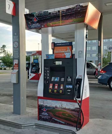CITGO Teams Up With  Red Sox Foundation To Launch Pump Campaign