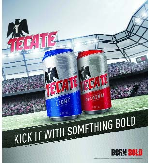 Tecate Light Conducts  Soccer Promotion