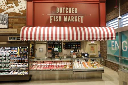 Whole Foods Butcher & Fish Market