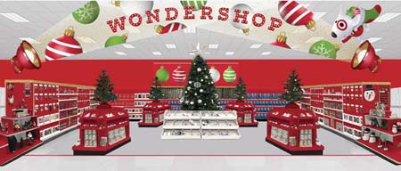 Target Unveils Wondershop To Inspire Guests This Holiday Season