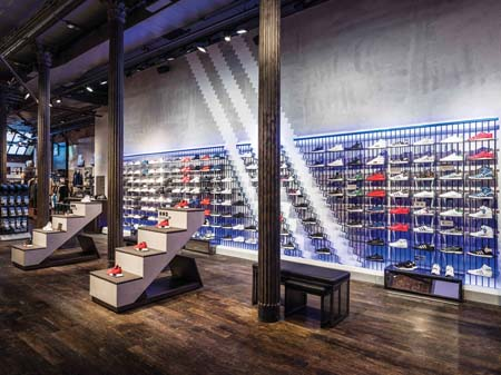 adidas Originals Unveils New Flagship Store In NYC