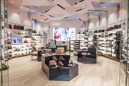 Aldo Connected Store Opens At World Trade Center