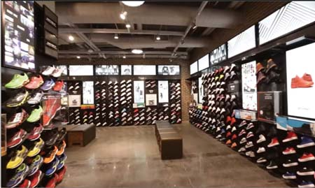 Foot Locker Opens Flagship Store In NYC's Herald Square