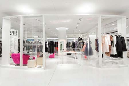 Nordstrom To Bring SPACE To New Markets