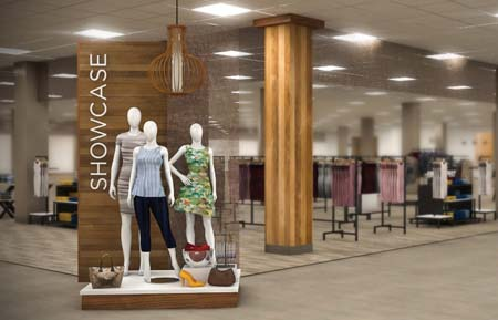 Sears To Launch 'Showcase' Collection Of International Apparel