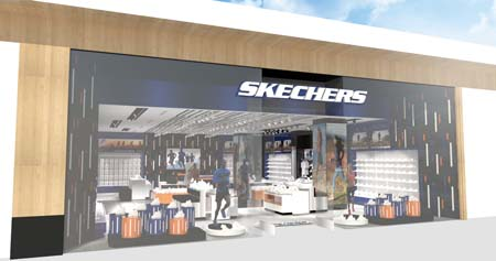 SKECHERS Opens Flagship  At One World Trade Center