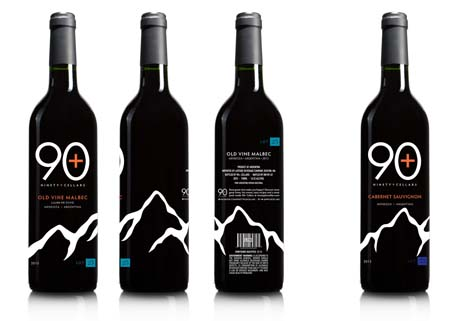 90+ Cellars Launches  Holiday Bottles