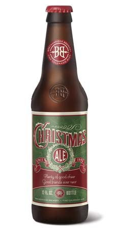 Breckenridge Brewery Releases Christmas Ale