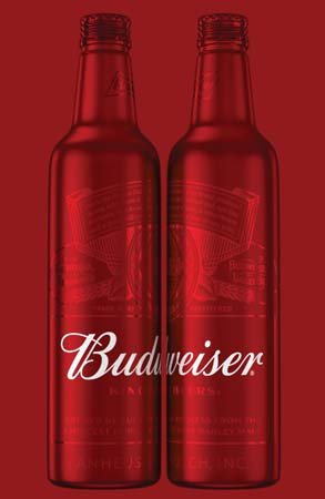 Budweiser Features Limited Edition Holiday Bottle