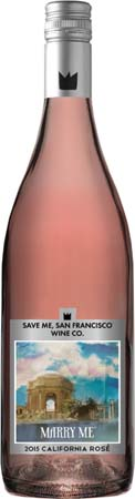 Save Me, San Francisco Wine Co. Launches Marry Me Rosé