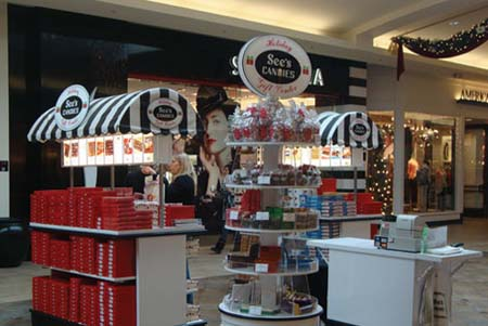See's Candies Opens Holiday Gift Centers In Malls Nationwide