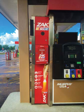 ZAK Fuel Additive Now Available At Gas Pump