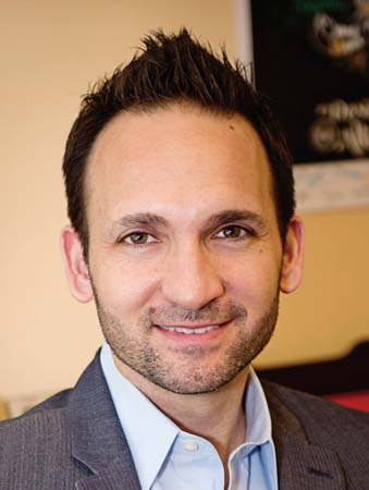 Paul Macaluso Promoted To Brand Pres., McAlister's Deli