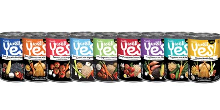 Campbell Soup Company Launches Well Yes!™ Brand