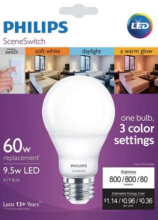 Philips SceneSwitch Launched