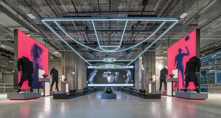 adidas Opens New York City Flagship Store