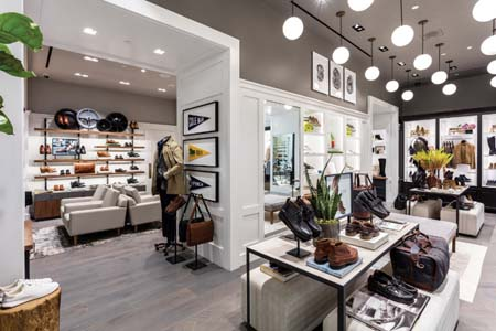 Cole Haan Opens Global Flagship Store At Westfield World Trade Center