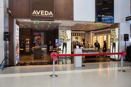 New Aveda, Jo Malone London & MAC Cosmetics Stores Open At DFW Airport