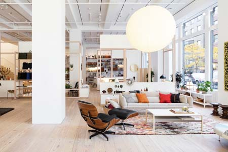 Herman Miller Broadens Consumer Reach With New York City Retail Store