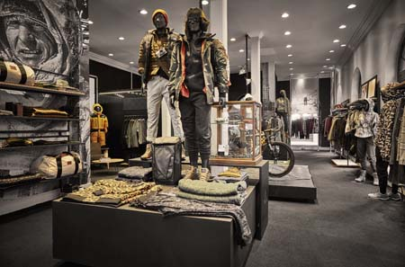 The North Face Launches First Urban Exploration Concept Shop In The U.S.