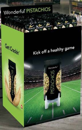 Wonderful Pistachios Conducts Get Crackin' Campaign