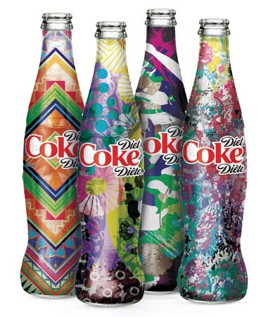Diet Coke Celebrates One Of A Kind Promotion