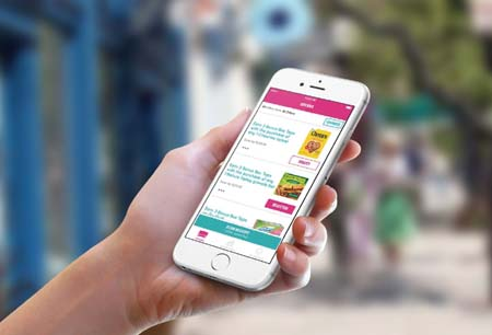 General Mills Creates New App For Box Tops For Education