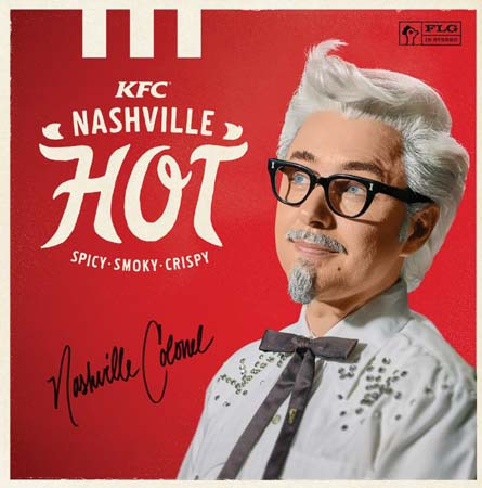KFC's Nashville Hot Chicken Returns In A Sandwich Promotion