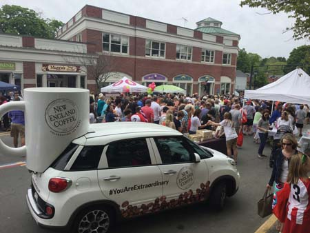 New England Coffee Conducts Mobile Tour