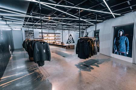 NIKELAB CHI Opens On Michigan Avenue