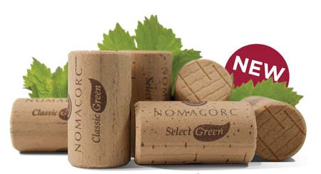 Nomacorc Launches New 'Green Line' Wine Closures